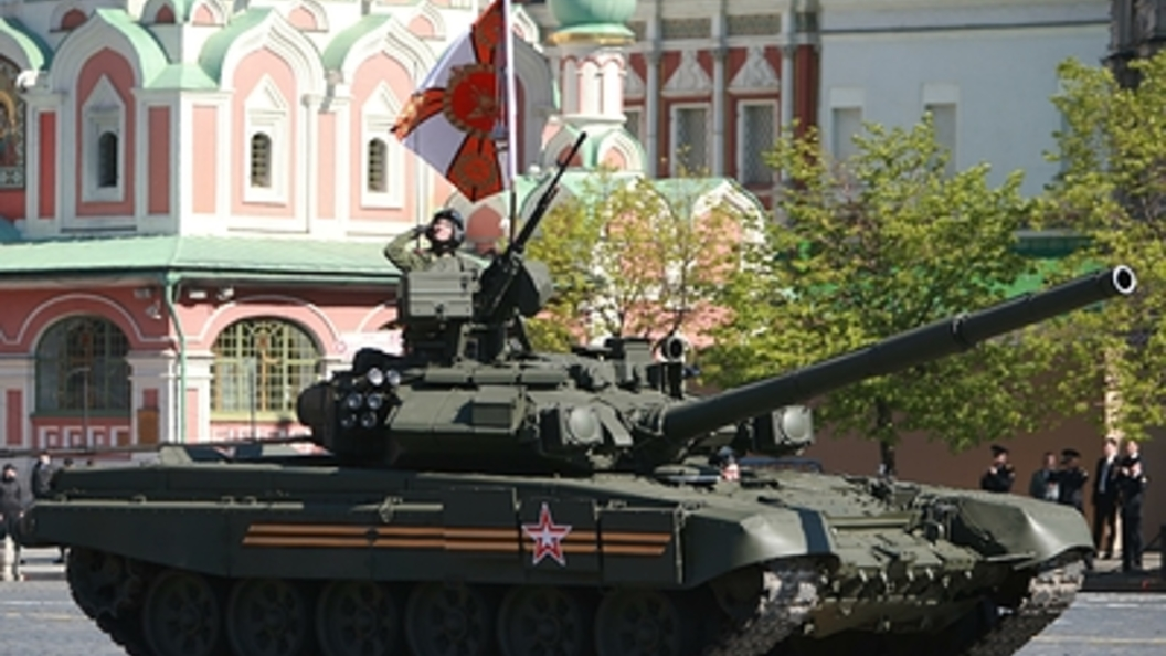 Ирак получил от Российской Федерации десятки усовершенствованных военных танков «Т-90»