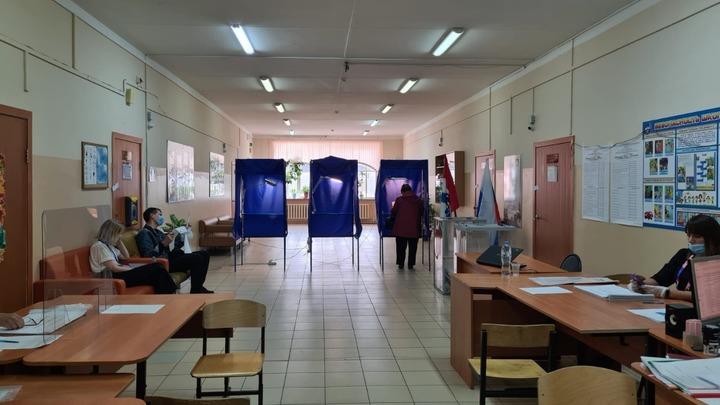 Выборы в Санкт-Петербурге, последние новости на 20 сентября 2021: явка превысила 33 %