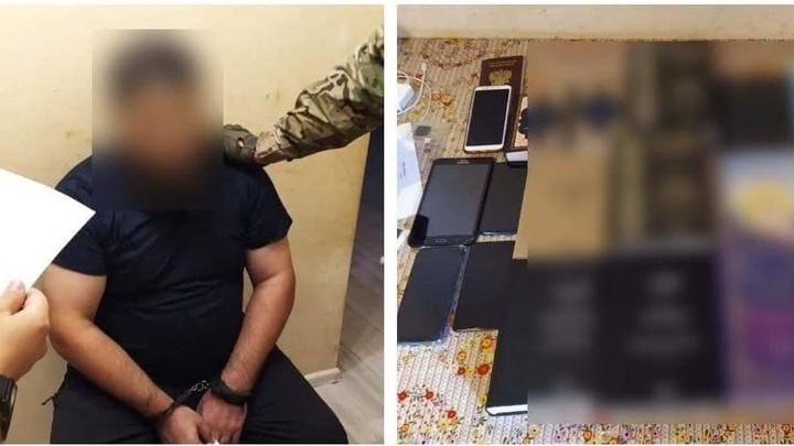 В Адыгее арестован пособник террористов
