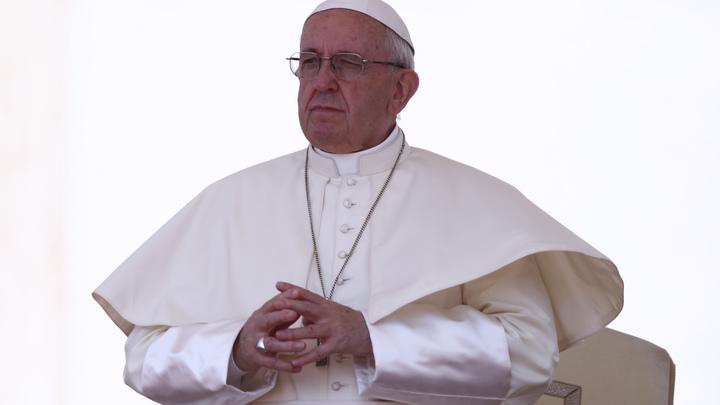Папа Франциск выступил против посягательств на единство Русской Церкви