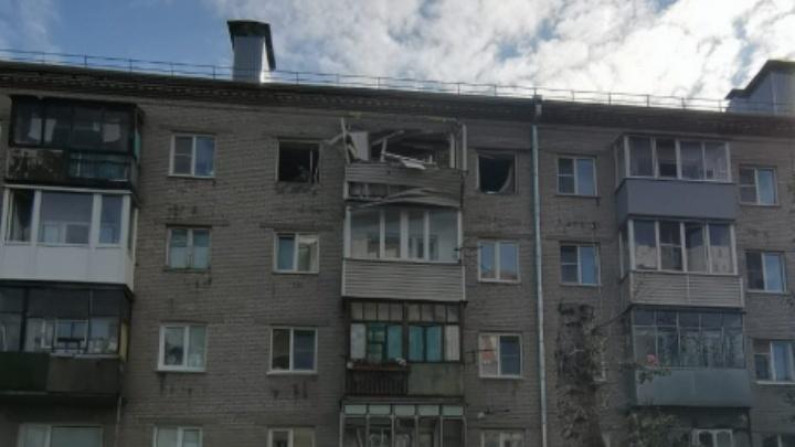 Семилетняя девочка пострадала при взрыве бытового газа в многоэтажном доме