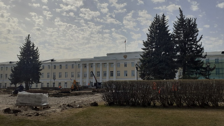Губернатор обьяснил, почему в юбилейный год Нижний Новгород превратился в стройплощадку