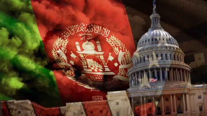 США сказали «Нет!» примирению в Афганистане, спасая ИГИЛ