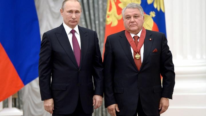 Путин призвал каждого гордиться историей отечественной атомной промышленности