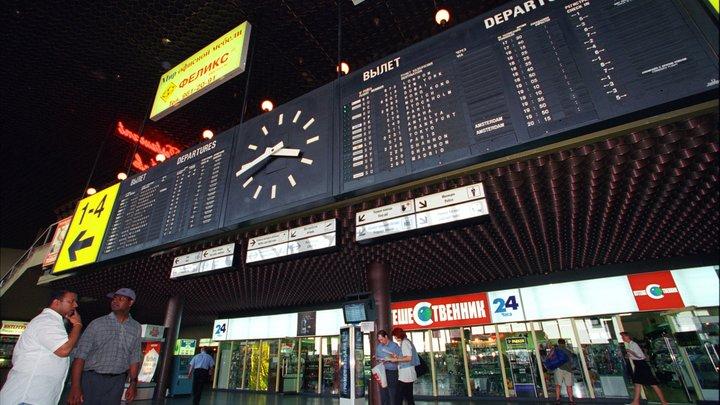 В Шереметьеве объяснили причину внезапного возвращения самолёта, вылетевшего в Гонконг