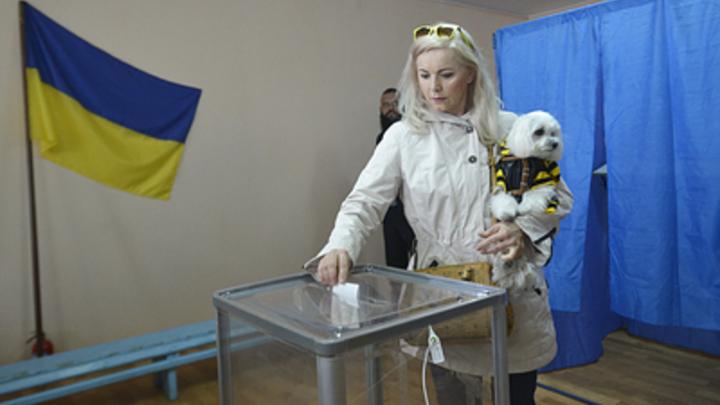 С - Стабильность: В соцсетях показали украинские бюллетени с кандидатом из Кремля