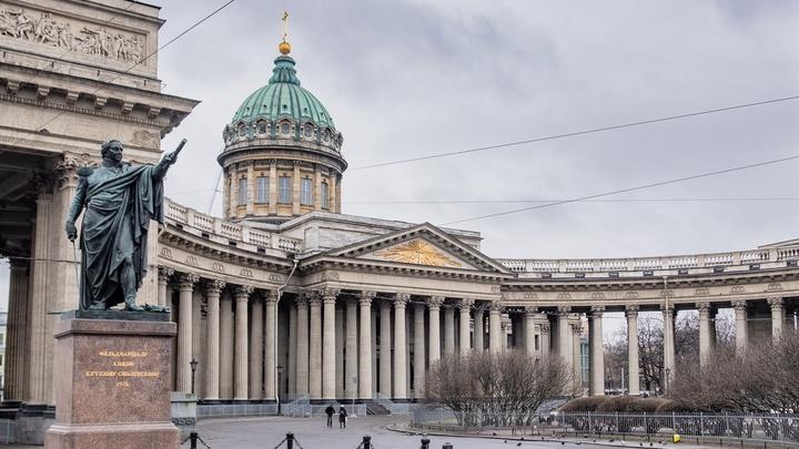 Храмы Санкт-Петербурга прорвали коронавирусную блокаду