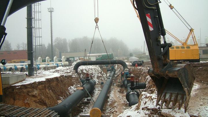 Киев пожаловался на новые русские газопроводы: Старая украинская труба пустеет и становится ненужной