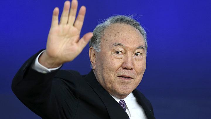 Назарбаев выбирает президента страны
