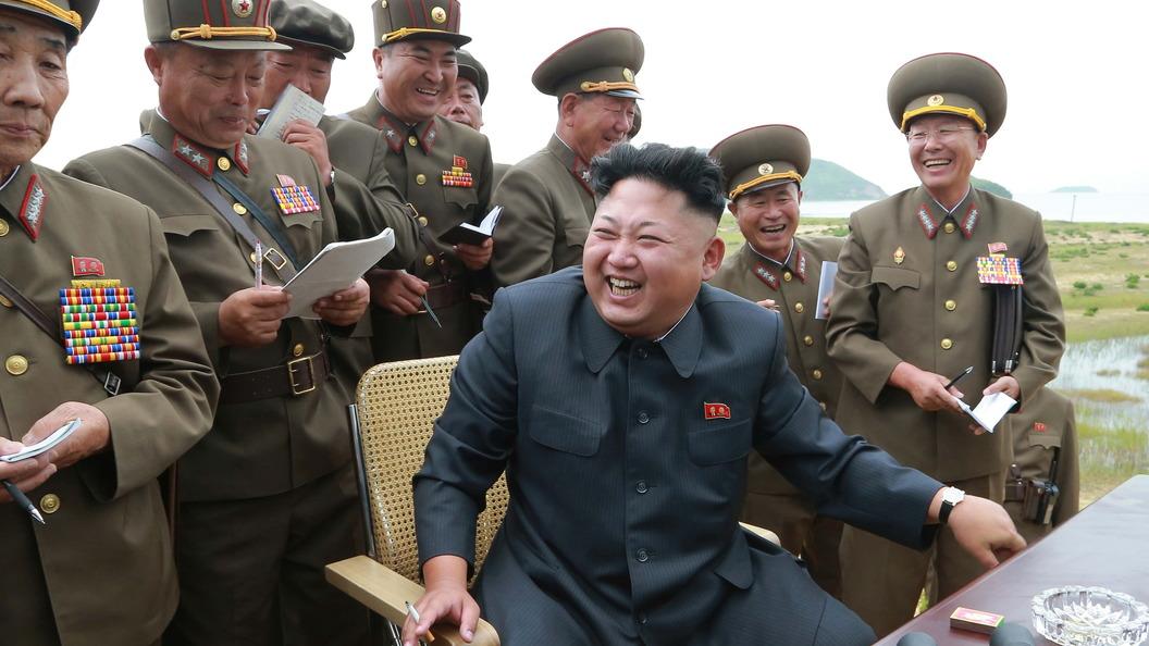 Sun: Непредсказуемость Трампа и Ким Чен Ына может привести к Третьей мировой войне