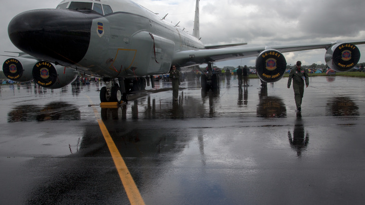 Американские беспилотник и самолёт-разведчик просканировали черноморское побережье