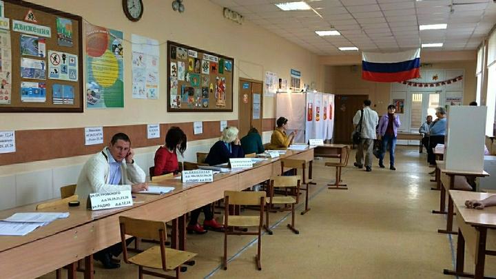 В первый день выборов в Ростовской области поступило 19 сообщений о нарушениях