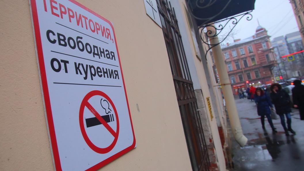 Правительство не стало спасать Россию от курильщиков у подъездов