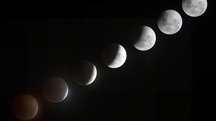 Луна-2030: В России назвали дату высадки на естественный спутник Земли