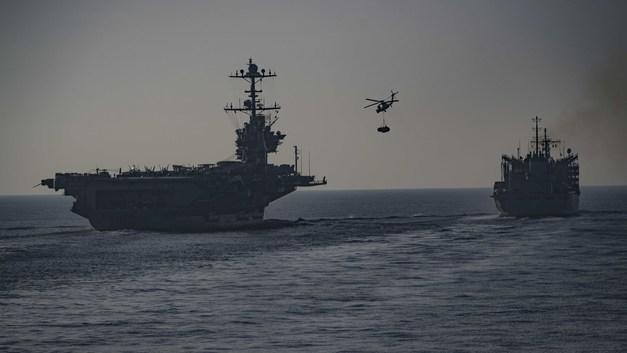 Авианосец США примчался в Средиземное море для «борьбы с ИГ»