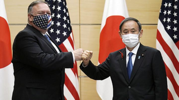 Сделка с Курилами по сценарию США? Суга озадачил заявлениями о позиции Японии
