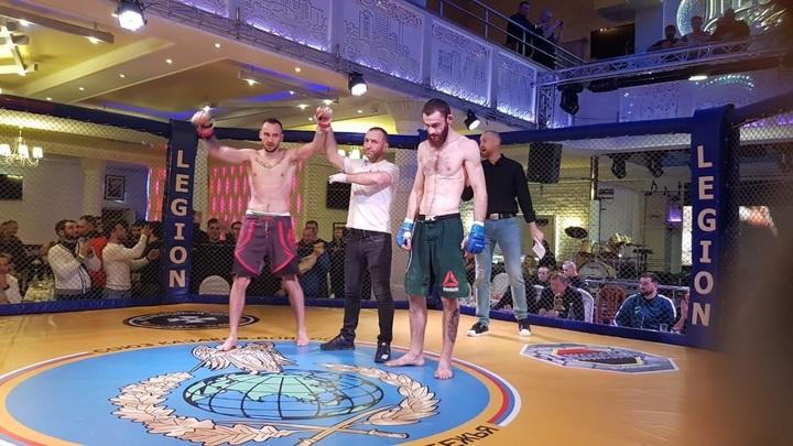 В Ростове-на-Дону прошёл турнир по панкратиону памяти атамана Острягина