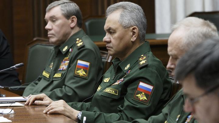 Русские всё видят: Шойгу назвал роли США и НАТО в провокационной деятельности