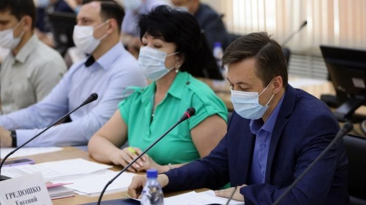 Выбираем здоровье: в правительстве Забайкалья обсудили организацию выборов в условиях COVID-19