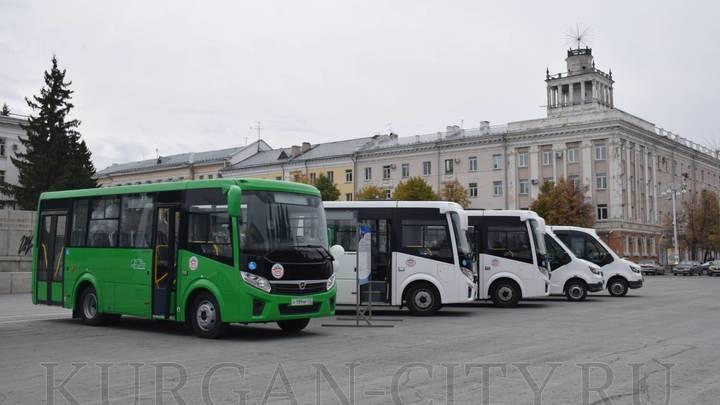 Мэр сказал, когда случится обновление общественного транспорта в Кургане