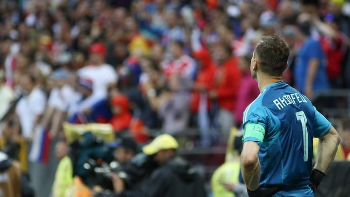 Все прогнозы на матч Россия – Хорватия