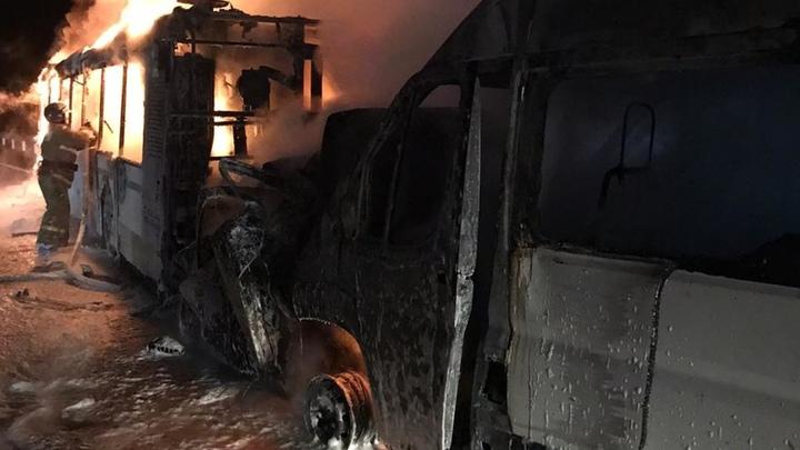 Подробности ДТП с двумя погибшими в Петушках: автобус не мог съехать на обочину из-за ограждения