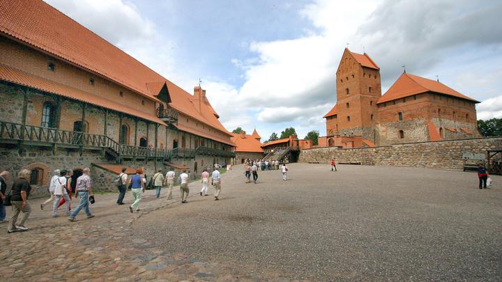 Жаждущие развала России на форуме в Литве не поняли порыва либертарианца Светова