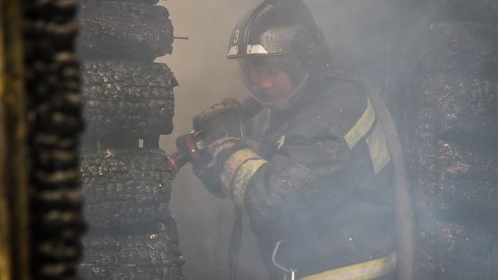 Дурная привычка стоила жизни: забайкальский пенсионер погиб при пожаре