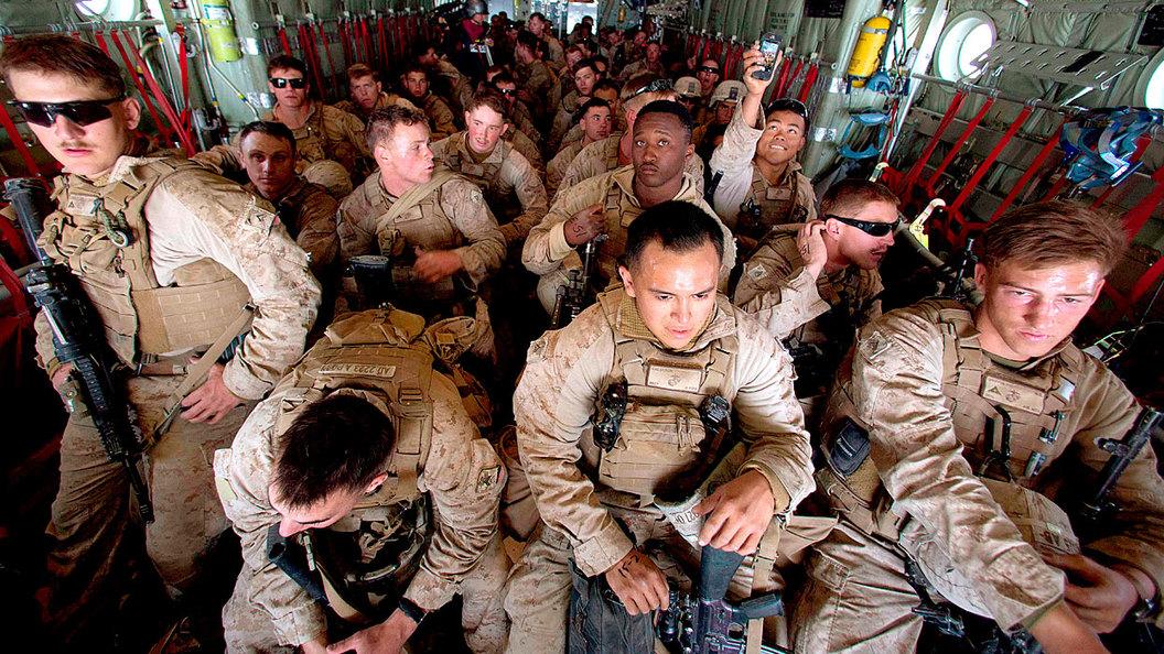 Россию ждёт удар снизу: США снова расширяют контингент в Афганистане