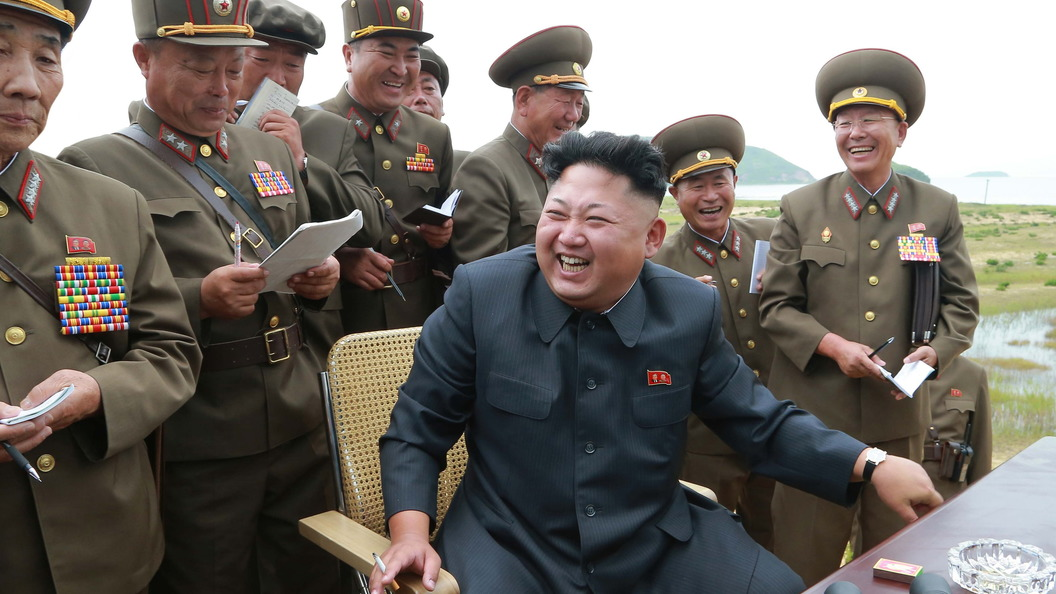 Северная Корея подтвердила запуск ракеты средне-дальнего радиуса Хвасон-12