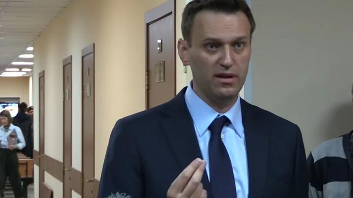 Навальный не постеснялся открыто врать участникам митинга в Калининграде