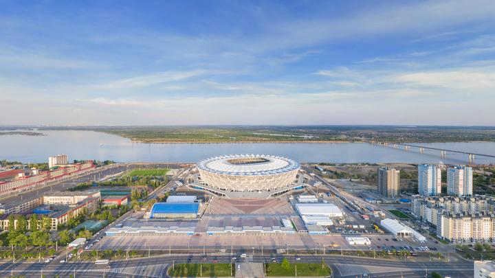 Трудности перевода: Китайские болельщики спутали Вологду и Волгоград