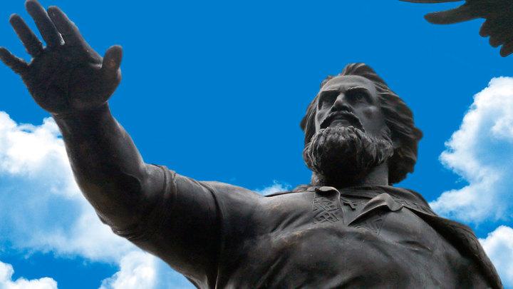 Шествие Ивана Третьего началось с Калуги