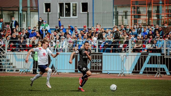 В Жигулевске Акрон проиграл воронежскому Факелу со счетом 0:2