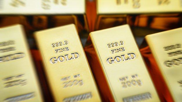 Золото выросло до исторического максимума