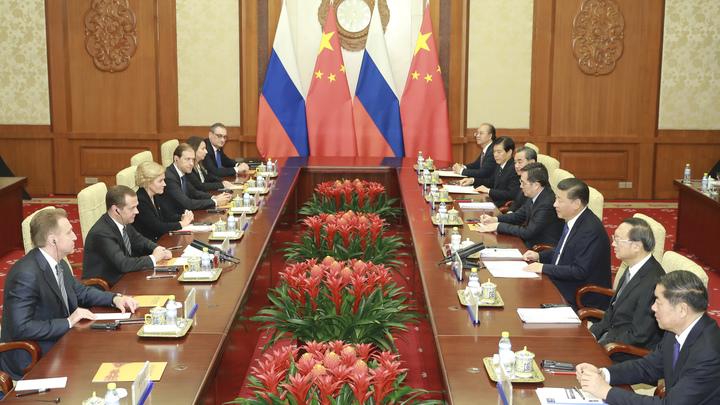 Россия может вместе с Китаем ответить на дискриминацию русских журналистов
