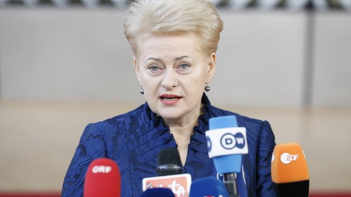 Шерхан и Табаки: Президент Литвы вслед за Лондоном грозит выслать дипломатов России