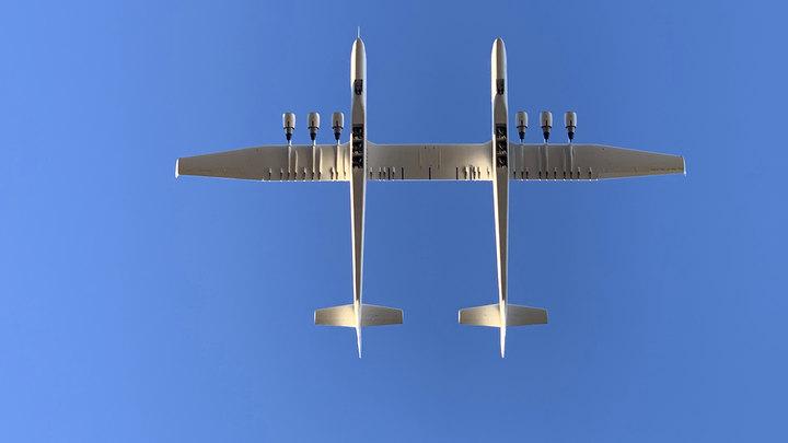 Единственный экземпляр: На продажу выставлен самый большой в мире самолет-носитель