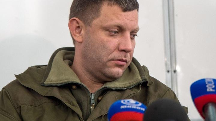 Глава ДНР: Захваченные в плен ополченцы вернутся домой еще до Нового года