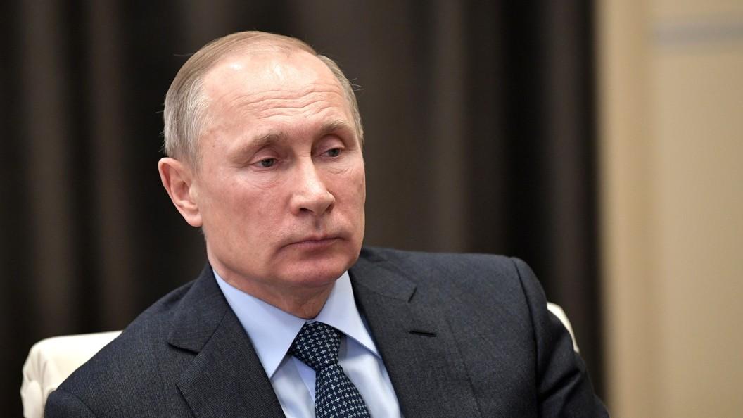 Путин утвердил основы национальной  политики вобласти защиты отЧС