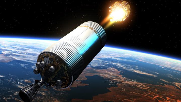 Русский ядерный двигатель для космического корабля: Миф или ближайшее будущее?