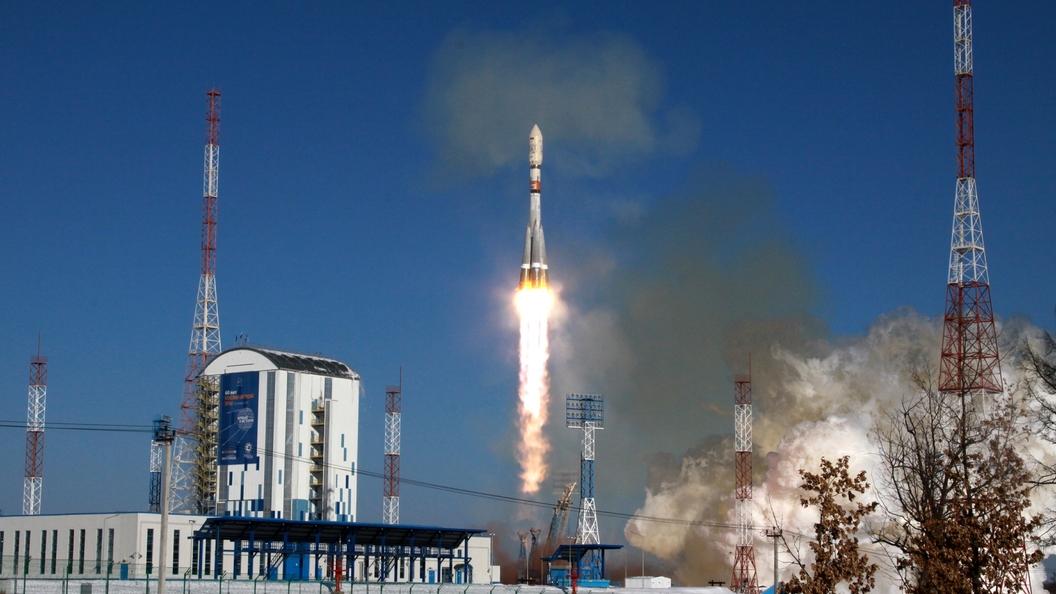 Ракета «Протон-М» сроссийским военным спутником стартовала сБайконура