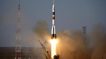 Россия может пустить пожить на МКС нескольких бездомных китайских космонавтов