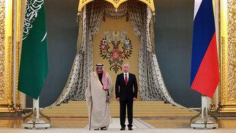 Россия начинает зарабатывать на своей ближневосточной политике