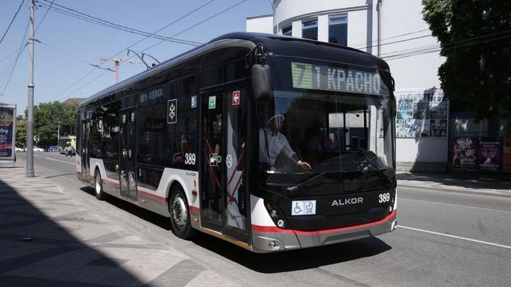 В краевом центре троллейбус краснодарской сборки впервые выйдет на линию