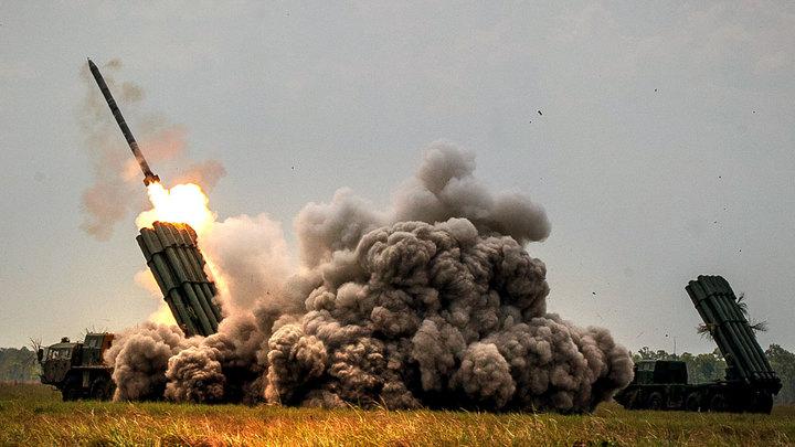 Кто бы ни отдавал приказы, русская артиллерия - лучшая в мире