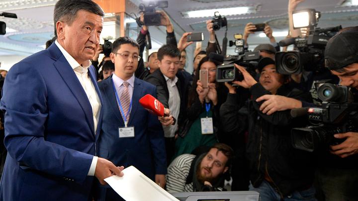 В Бишкеке всё спокойно