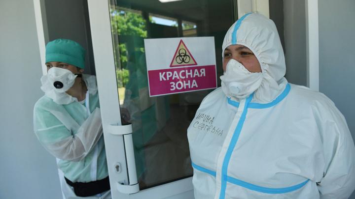 В Ленобласти свободны более 35 % коек для пациентов с коронавирусом