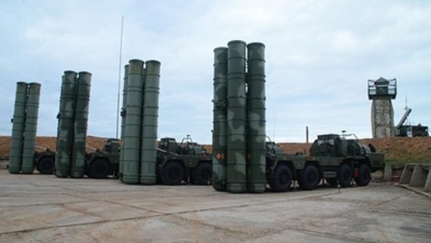Китай получил часть первого комплекта российских С-400