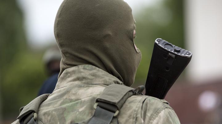 Полиция опубликовала запись ликвидации преступника с ножом в Сургуте